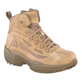 "Reebok RB8695  6"" Rapid Response Side Zip - Desert Tan"