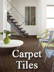Carpet Tiles and Carpet Squares - Residential and Commercial