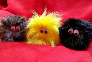 Everyone's favorite is back! Meeps are now handmade by us, and are filled with nip!