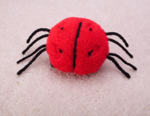 Catnip Ladybug