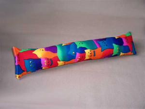 10 inch long kicker with plenty of catnip to keep your pet completely amused!