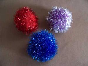 Glitter Pom Toys