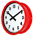 Sydney Clock Company - Large Wall Clock - 840mm Diameter - Clear Dome
