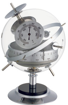 ATF Sputnik Weather Station