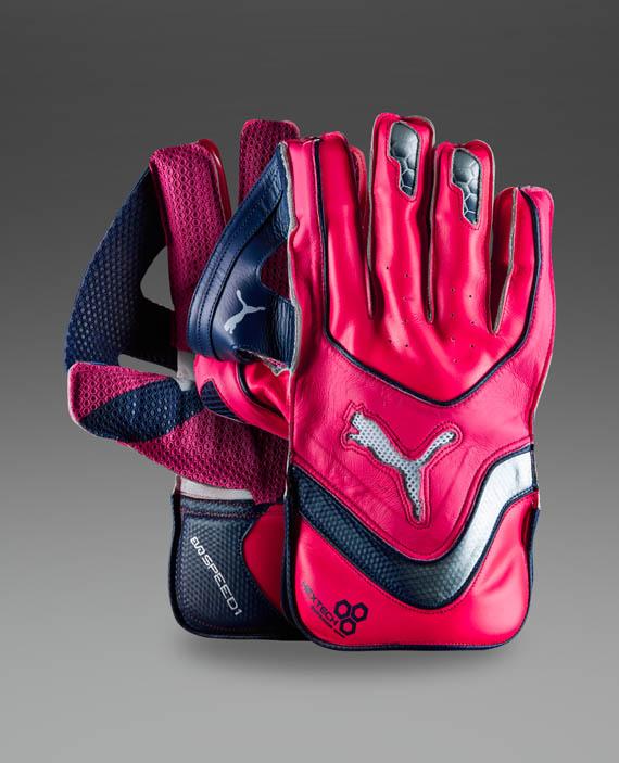 Puma wicket keeper gloves