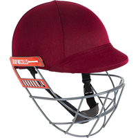 Maroon Color Helmet