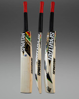 Spartan CG Chris Gayle Thunder bat is the perfect willow for T20 cricket with huge edges