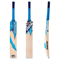 Spartan MC 1000 Cricket Bat is made out of Super Grade 1 willow with 0 concaving.