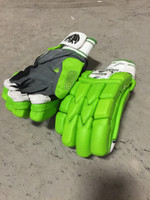 Hammer Pro Green Batting gloves