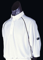 GM Premier Club Cricket Shirt - Short Sleeve