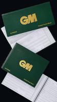 GM Scorebook - 100 Innings