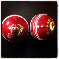 CA League Special Cricket Ball Red