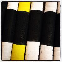 Hammer Combo grips black & yellow