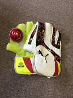 Puma Calibre 3000 wicket keeper gloves