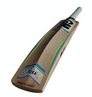 The all new 2016 GM Six6 404 cricket bat