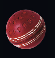 GM Cricket Chevron swing ball
