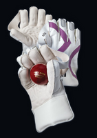 Also in WOMEN'S RANGE The 606 Wicket Keeping Glove has a 'Womens' size as part of GM's new 2015 Women's Range
