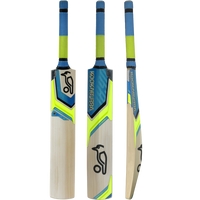 Premium+ Unbleached English Willow with free of charge Padded Bat Cover.