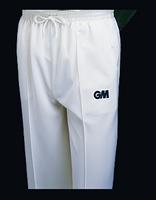 GM Cricket Trouser Plain 2016