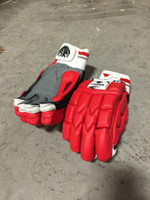 Hammer Pro Red Batting gloves
