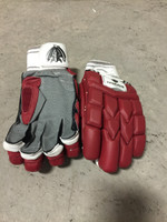 Hammer Pro Maroon Batting gloves