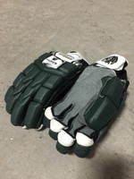 Hammer Pro Dark Green Batting gloves