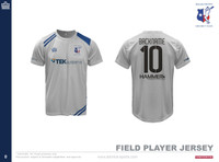 Admiral Custom T20 Field Player Shirts