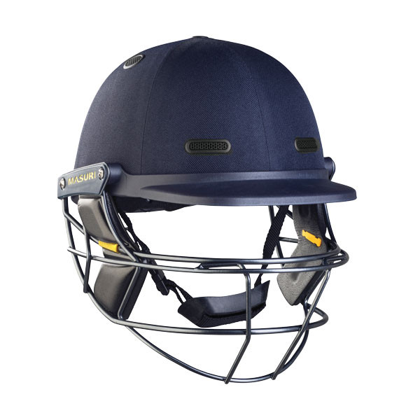 Masuri elite cricket helmets are top of the line and offer supreme safety and technology.