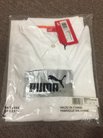 Puma ice white shirt ( XL )