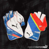 These amazing keeper gloves are international standard
