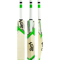The 2016 Kookaburra Kahuna cricket bat as used by Professional cricketers.