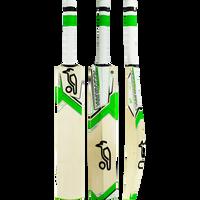The 2016 Kookaburra Kahuna cricket bat as used by Professional cricketers.