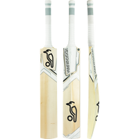 The Kookaburra Ghost cricket bats come in G3 and with 40mm+ edges