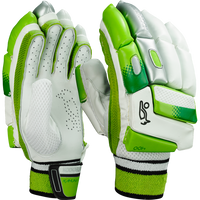 Strategically positioned ventilation holes throughout the palm and fingers wick moisture away allowing consistent grip during play