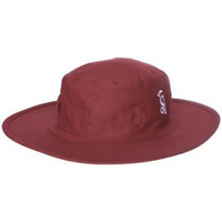 Kookaburra Sun Hat 2016 Maroon