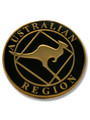 Australian Region Badge