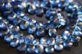 Kyanite Blue Quartz Faceted Pear Briolettes
