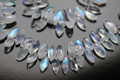 Rainbow Moonstone Smooth Marquise Briolettes