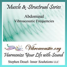 Abdominal Muscles VAT Freqs. CD or MP3 / FLAC Download