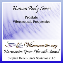 Inner Soulutions VAT Frequencies - Prostate
