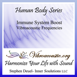 Inner Soulutions VAT Frequencies - Immune System Boost