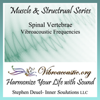 Inner Soulutions VAT Frequencies - Spinal