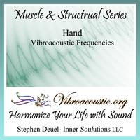 Inner Soulutions VAT Frequencies - Hand