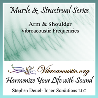 Inner Soulutions VAT Frequencies - Arm and Shoulder