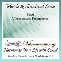 Inner Soulutions VAT Frequencies - Foot