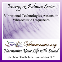Inner Soulutions VAT Frequencies - Vibrational Technologies Ascension Frequencies