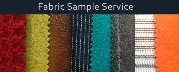 Fabric sample service