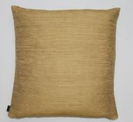 Slubby Silk Cushion - Taupe