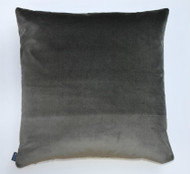 Heritage Velvet Cushion - Charcoal - 50 x 50cm