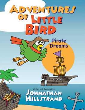 ** Autographed Copy** The Adventures of Little Bird (Book 1 of 3) Limited Quantities